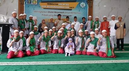 Penyaluran Wakaf Quran Laziswaf Al Hilal Kerja Sama Dengan Komunitas Dai Muda Idaman, Sumatra Selatan 1