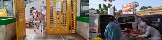Ambulance Gratis Khusus Covid-19 LAZISWAF Al Hilal Kembali Evakuasi Pasien Ke RS Hasan Sadikin Bandung 3