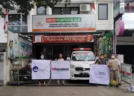 Armada ke-3 Ambulance Gratis LAZISWAF Al Hilal Telah Hadir Untuk Masyarakat Yang Membutuhkan 3