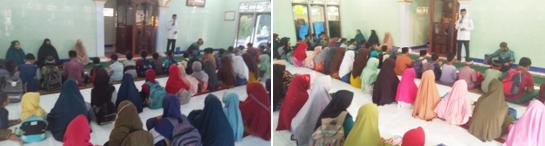 Pelaksanaan Wisuda Di Rumah Tahfidz Almunawar Di Hadiahi Al Quran Dari Laziswaf Al Hilal 2