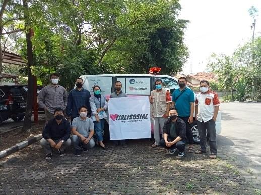 Armada ke-3 Ambulance Gratis LAZISWAF Al Hilal Telah Hadir Untuk Masyarakat Yang Membutuhkan 2