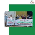 Ratusan Lembaga Telah Menerima Al Quran Serta Buku Islam Dalam Program Sebar Quran Indonesia