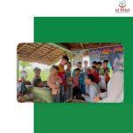 Al Quran untuk Santri Pondok Pesantren Az-Zikr Nagari Padang