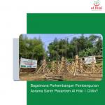 Bagaimana Perkembangan Pembangunan Asrama Santri Pesantren Al Hilal 1 Cililin?