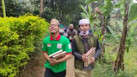 Komunitas Sahabat Al Hilal Pangalengan Beraksi! Sebanyak 280 Quran Telah Disalurkan Di Wilayah Pangalengan Bandung 2