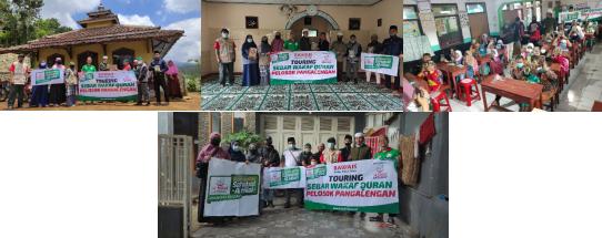 Komunitas Sahabat Al Hilal Pangalengan Beraksi! Sebanyak 280 Quran Telah Disalurkan Di Wilayah Pangalengan Bandung 3