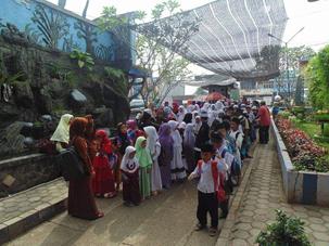 Dalam Program Sebar Quran Sumatera, Yayasan Rumah Surga Berhasil Menyalurkan Al Quran Untuk Santri/Santriwati di Provinsi Jambi 2