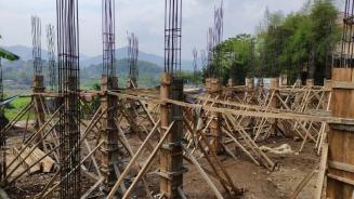 Bagaimana Perkembangan Pembangunan Asrama Santri Pesantren Al Hilal 1 Cililin? 2