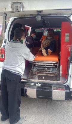 Tetap Patuhi Protokol Kesehatan Yuk! Operasional Ambulance Gratis LAZISWAF Al Hilal Jarang Menemui Kasus Pasien Covid-19 5