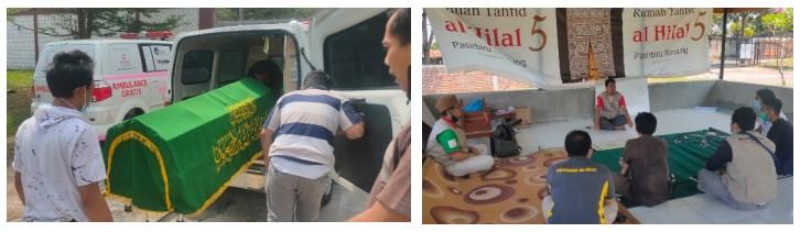 Pelatihan Crew Ambulance Gratis Untuk Wilayah Cibiru Bandung 1